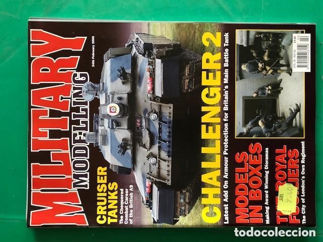 Hobbys: MILITARY MODELLING - LOTE DE 15 REVISTAS - AÑOS 2006 COMPLETO. - Foto 15 - 150254798