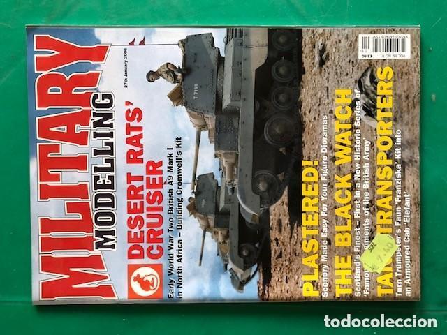 Hobbys: MILITARY MODELLING - LOTE DE 15 REVISTAS - AÑOS 2006 COMPLETO. - Foto 16 - 150254798