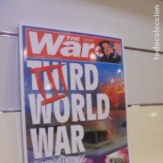 Hobbys: THIRD WORLD WAR EL MUNDO EN CRISIS WAR MODELING'S MOST POPULAR PAPER - AMMO OF MIG JIMENEZ- OFERTA. Lote 151151022