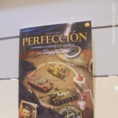 Hobbys: SIGUIENTE NIVEL PERFECCION ESCALA 1/72 AL LIMITE POR SERGEY GOLIKOV - AMMO OF MIG JIMENEZ- OFERTA. Lote 151151462