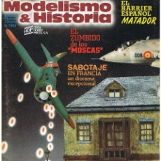Hobbys: MODELISMO & HISTORIA Nº 3. Lote 152275170