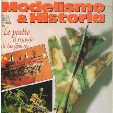 Hobbys: MODELISMO & HISTORIA Nº 20. Lote 152275394