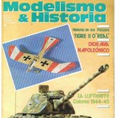 Hobbys: MODELISMO & HISTORIA Nº 25. Lote 152275634