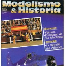 Hobbys: MODELISMO & HISTORIA Nº 30. Lote 152275846