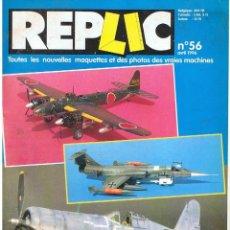 Hobbys: REPLIC Nº 56. Lote 152278202