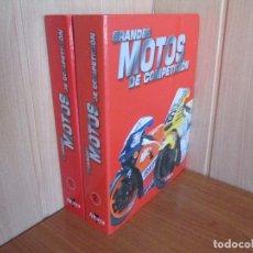 Hobbys: ALTAYA: GRANDES MOTOS DE COMPETICION (2 TOMOS COMPLETO). Lote 152850958