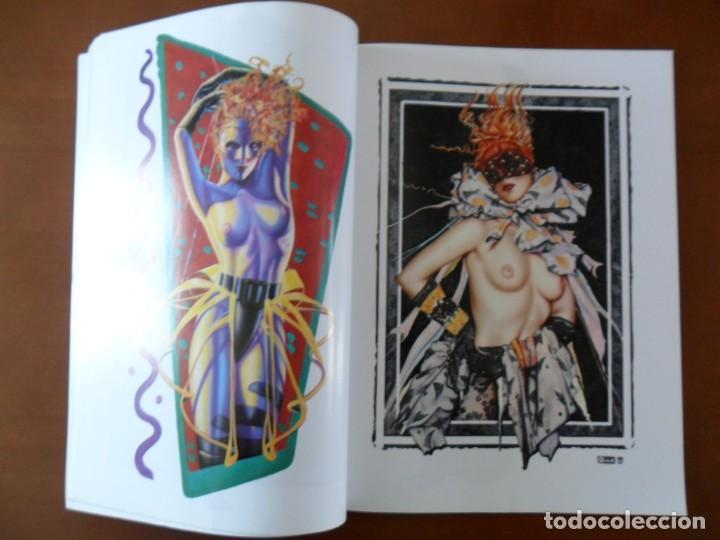 Hobbys: REVISTA ART FANTASTIX #1: THE ART OF OLIVIA - Foto 4 - 154332490
