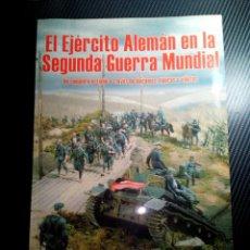 Hobbys: -EL EJERCITO ALEMAN EN LA SEGUNDA GUERRA MUNDIAL-UN COMPLETO ESTUDIO A TRAVES DE DIORAMAS-2005. Lote 154483742