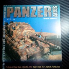 Hobbys: PANZER ACES Nº 12 -NOV 2005. Lote 154490674