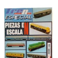 Hobbys: REVISTA TRENMANIA NUMERO ESPECIAL Nº 5, BUEN ESTADO. Lote 154993542