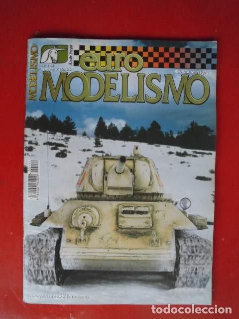 EUROMODELISMO Nº 154 (Juguetes - Modelismo y Radiocontrol - Revistas)