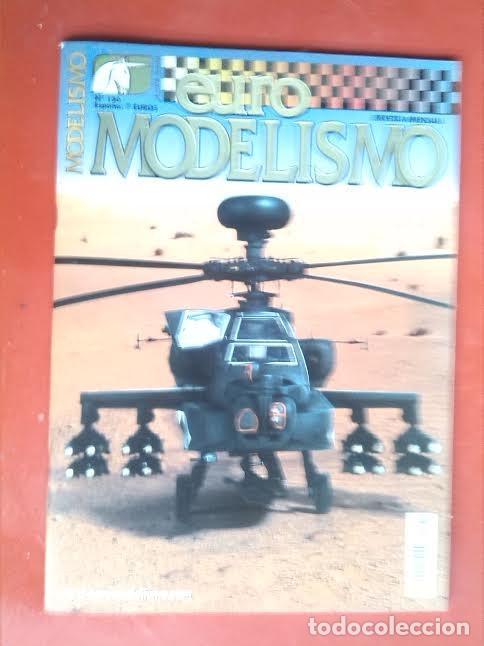 EUROMODELISMO Nº 156 (Juguetes - Modelismo y Radiocontrol - Revistas)