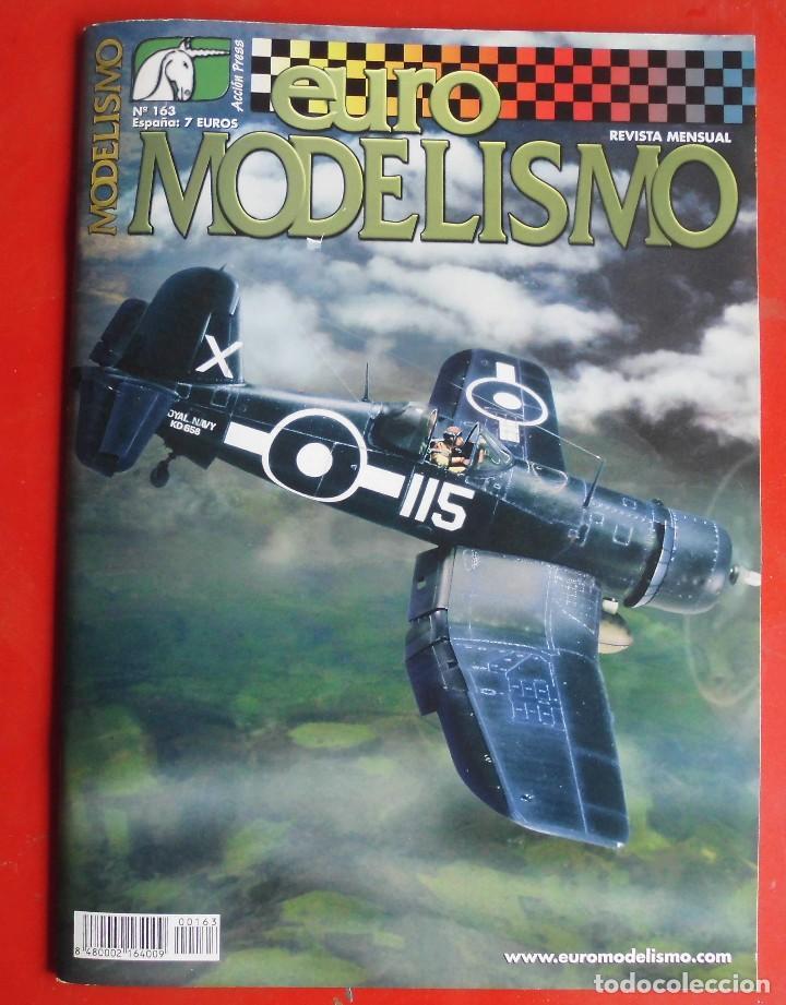 EUROMODELISMO Nº 163 (Juguetes - Modelismo y Radiocontrol - Revistas)