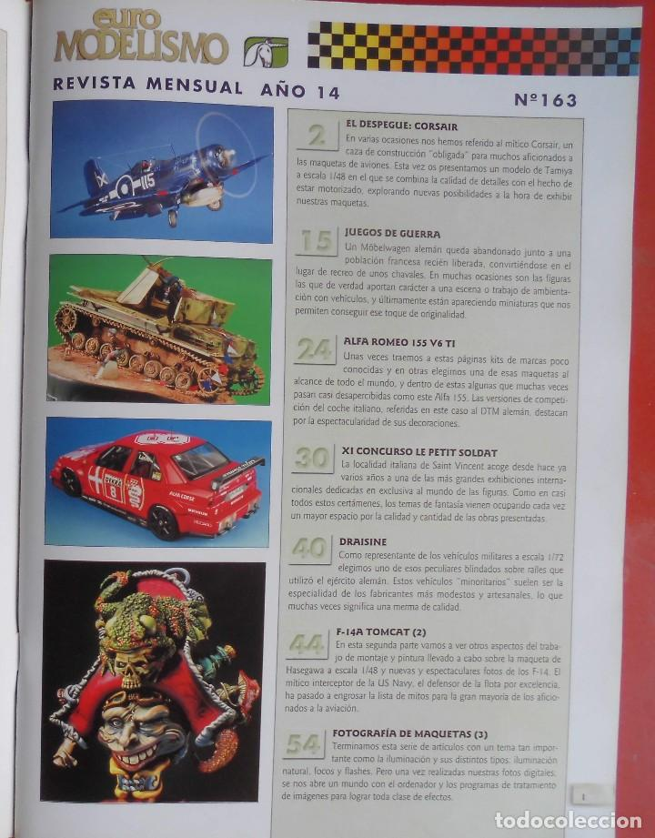 Hobbys: EUROMODELISMO Nº 163 - Foto 2 - 160107542
