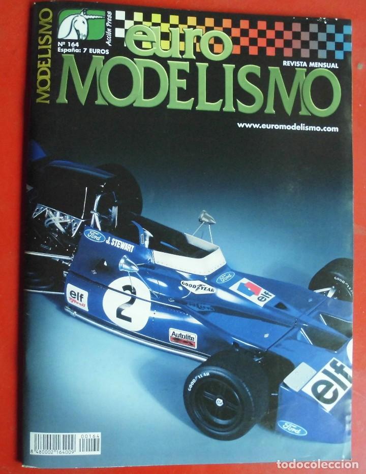 EUROMODELISMO Nº 164 (Juguetes - Modelismo y Radiocontrol - Revistas)