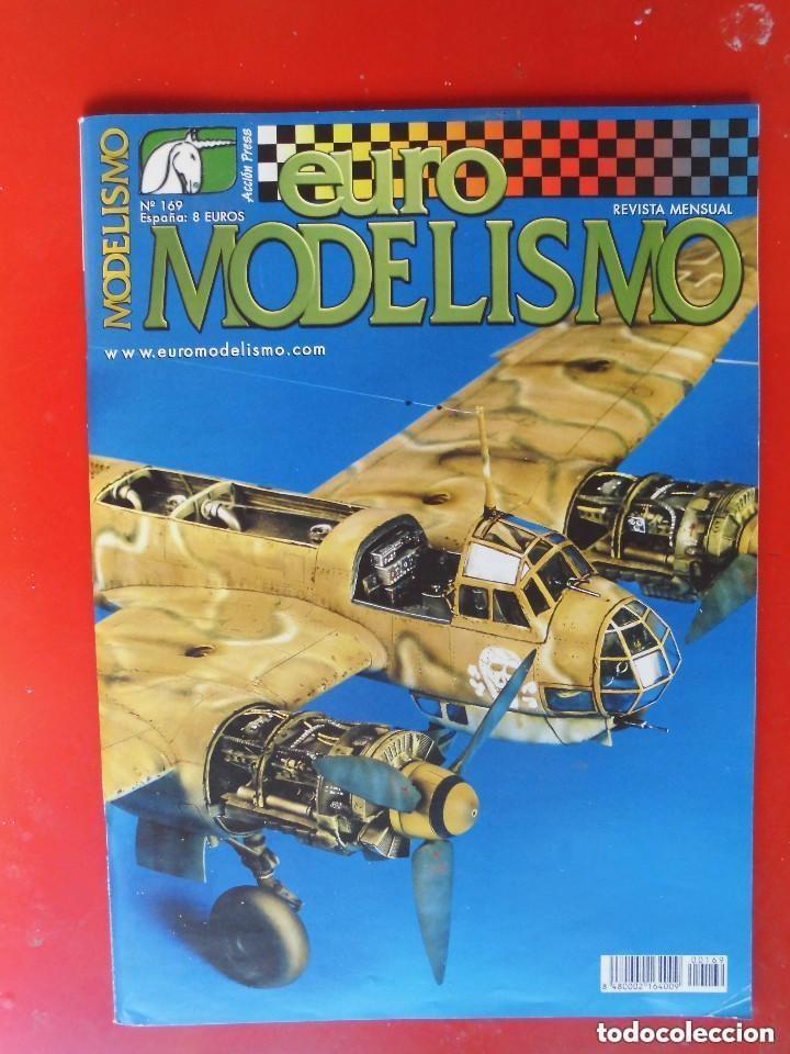 EUROMODELISMO Nº 169 (Juguetes - Modelismo y Radiocontrol - Revistas)