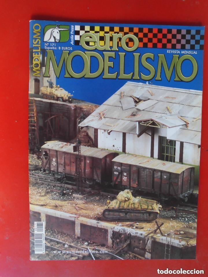 EUROMODELISMO Nº 171 (Juguetes - Modelismo y Radiocontrol - Revistas)