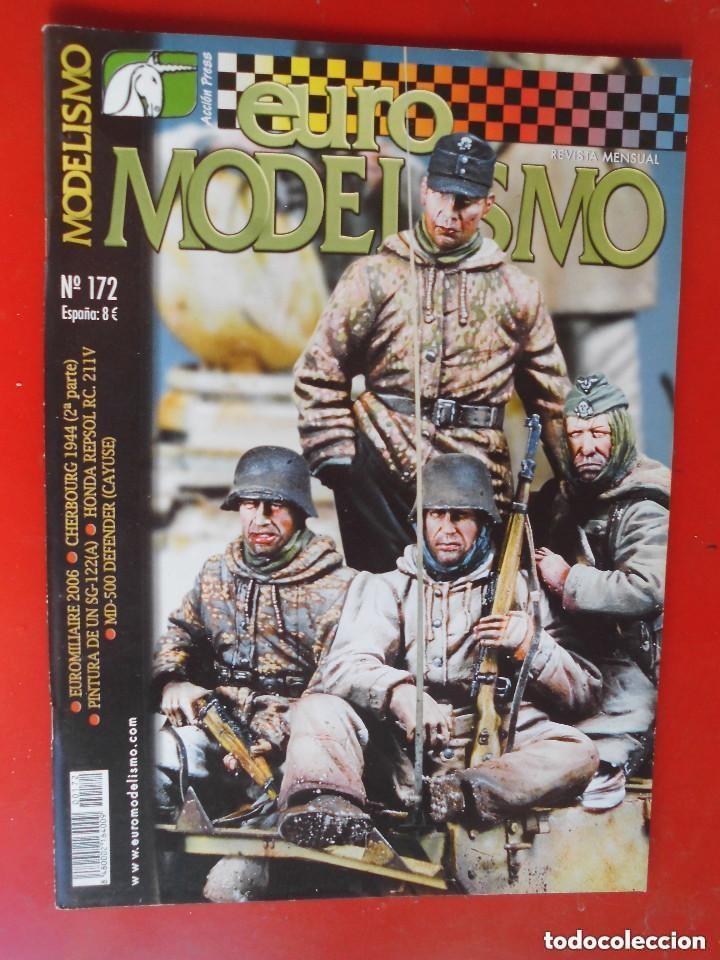 EUROMODELISMO Nº 172 (Juguetes - Modelismo y Radiocontrol - Revistas)