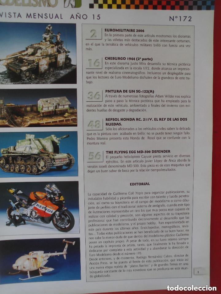 Hobbys: EUROMODELISMO Nº 172 - Foto 2 - 160109022