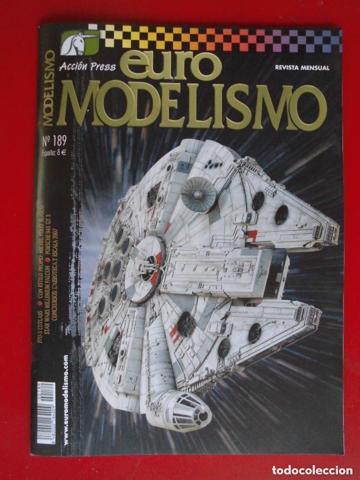 EUROMODELISMO Nº 189 (Juguetes - Modelismo y Radiocontrol - Revistas)