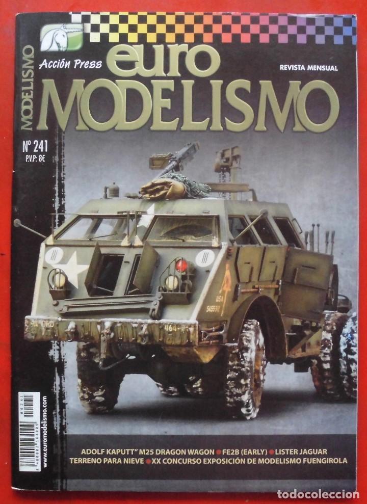 EUROMODELISMO Nº 241 (Juguetes - Modelismo y Radiocontrol - Revistas)