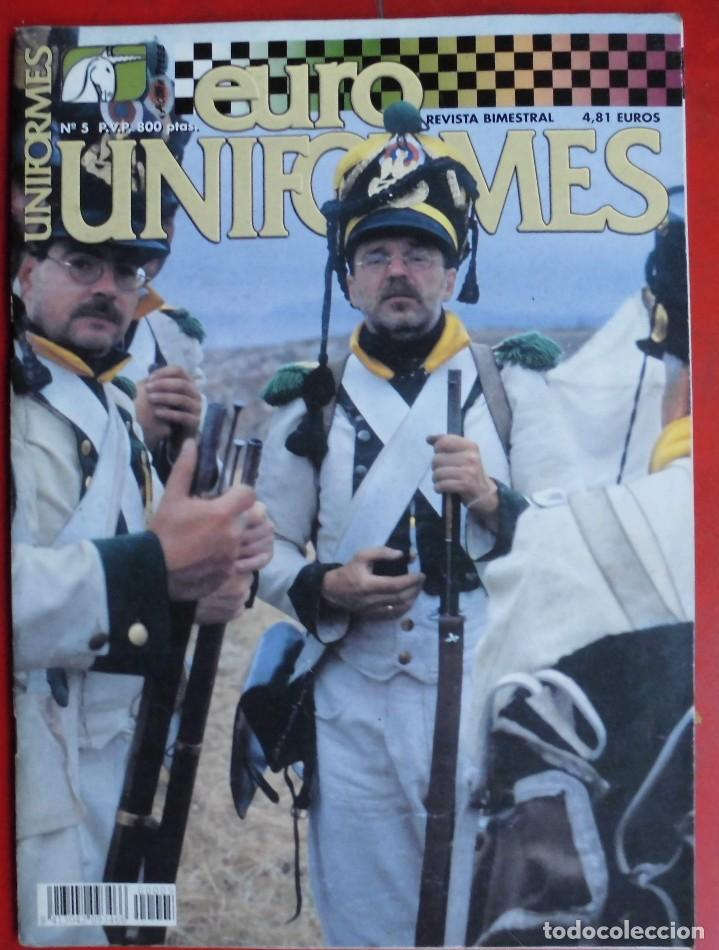 EUROUNIFORMES Nº 5 (Juguetes - Modelismo y Radiocontrol - Revistas)