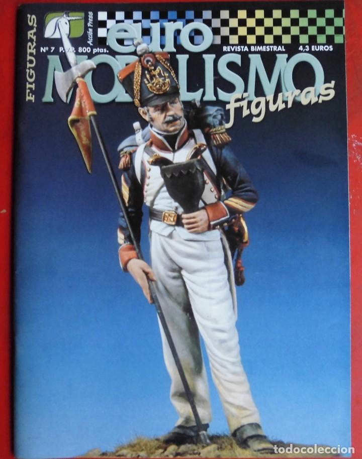 EUROUNIFORMES Nº 7 (Juguetes - Modelismo y Radiocontrol - Revistas)