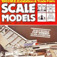 Hobbies - SCALE MODELS AÑO 1983 ABRIL - 161531150