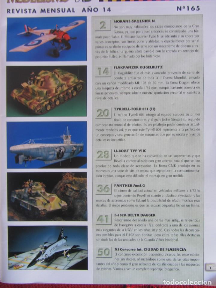Hobbys: REVISTA EUROMODELISMO Nº 165. - Foto 2 - 162313438