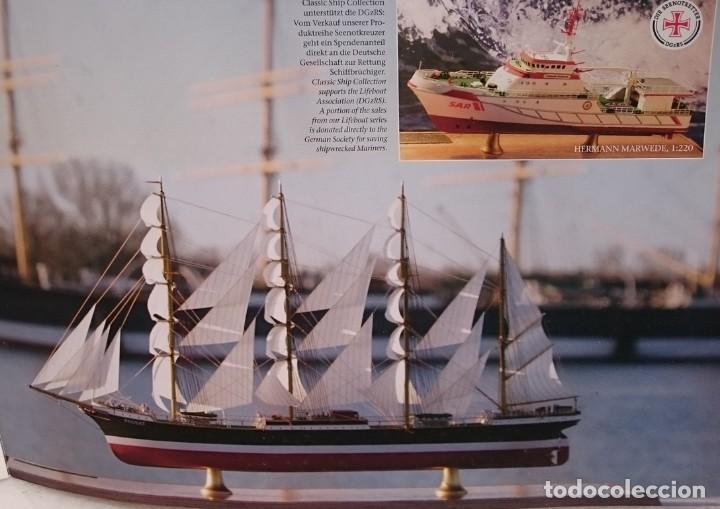 Hobbys: CATALOGO MAQUETAS DE BARCOS EN MINIATURA - Foto 5 - 163423482