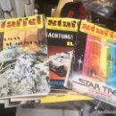 Hobbys: LOTE 3 REVISTAS DE MODELISMO Y MINIATURISMO STAFFEL. NUMEO 8,9 Y 10. Lote 163624934