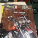 Hobbys: CATALOGO REVELL 95/96 COLOR EN CASTELLANO 131 PÁGINAS . Lote 163625946