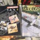 Hobbys: CATALOGO DRAGON AÑO 1995 MÁS REVISTA MENSUAL EURO MODELISMO AÑO 2001. Lote 163626126