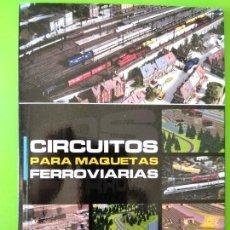 Hobbys: CIRCUITOS PARA MAQUETAS FERROVIARIAS - TRENMANÍA. Lote 164052314