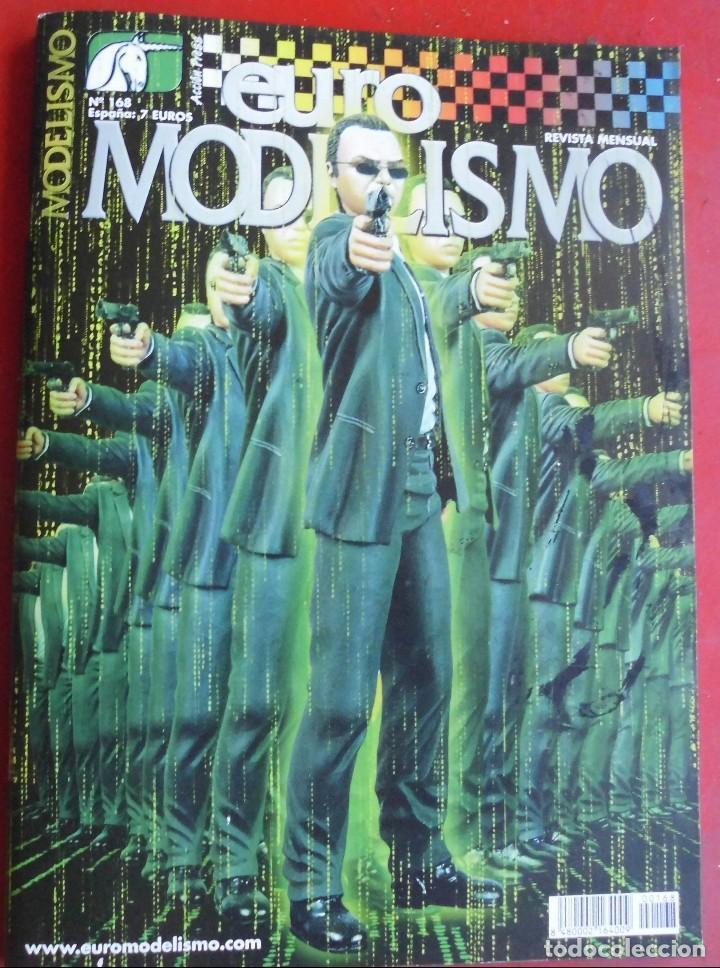 EUROMODELISMO Nº 168 (Juguetes - Modelismo y Radiocontrol - Revistas)