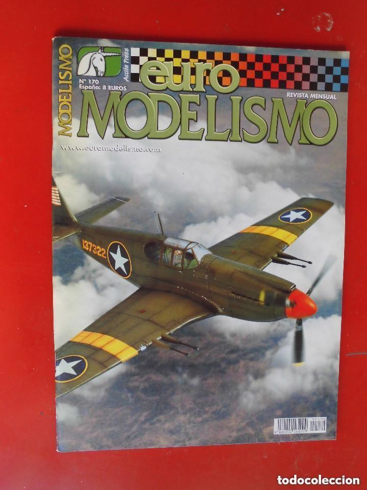 EUROMODELISMO Nº 170 (Juguetes - Modelismo y Radiocontrol - Revistas)