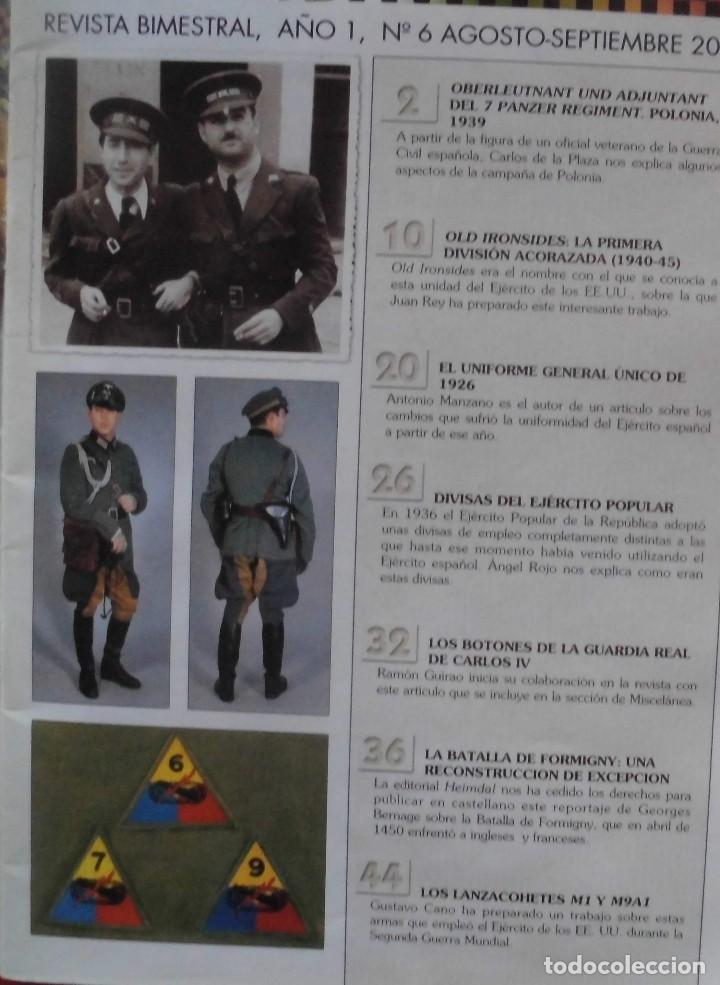 Hobbys: EUROUNIFORMES Nº 6 - Foto 2 - 168329832