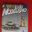 Hobbys: TODOMODELISMO NÚMEROS 19 AL 24 ENCUADERNADOS. Lote 168332944