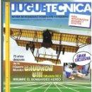 Hobbys: JUGUETETÉCNICA AÑO 1989 DICIEMBRE. Lote 168334196