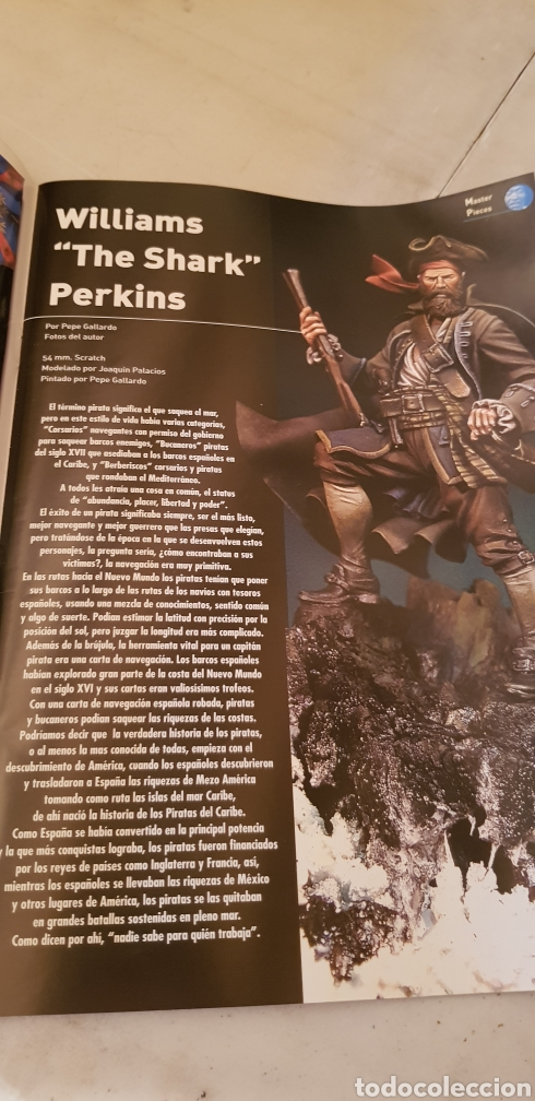 Hobbys: Revista figure international número 32 edición española - Foto 3 - 170112065