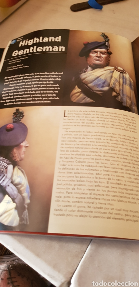 Hobbys: Revista figure international número 32 edición española - Foto 4 - 170112065