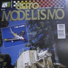 Hobbys: REVISTA EUROMODELISMO NUMERO 76. Lote 171093842