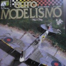 Hobbys: REVISTA EUROMODELISMO NUMERO 105. Lote 171094625