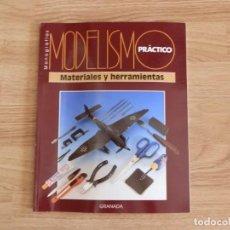 Hobbys: MODELISMO PRÁCTICO: MATERIALES Y HERRAMIENTAS. Lote 171609622