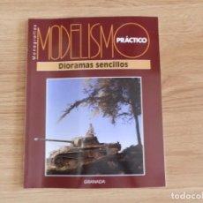 Hobbys: MODELISMO PRÁCTICO: DIORAMAS SENCILLOS. Lote 171609813