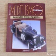 Hobbys: MODELISMO PRÁCTICO: VEHÍCULOS CIVILES SENCILLOS. Lote 171610543