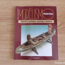 Hobbys: MODELISMO PRÁCTICO: FIGURAS Y ANIMALES: MONTAJE Y PINTURA. Lote 171610788