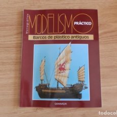 Hobbys: MODELISMO PRÁCTICO: BARCOS DE PLÁSTICO ANTIGUOS. Lote 171611318