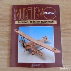 Hobbys: MODELISMO PRÁCTICO: AVIACIÓN: TÉCNICAS AVANZADAS. Lote 171611714