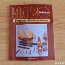 Hobbys: MODELISMO PRÁCTICO: BARCOS DE PLÁSTICO MODERNOS. Lote 171612719